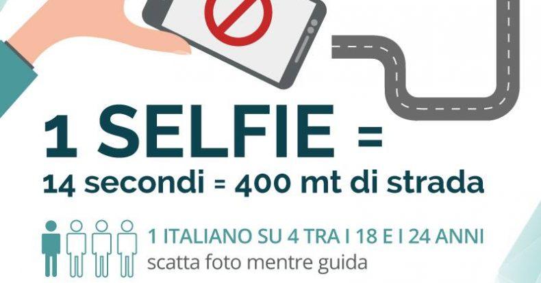 Selfie Al Volante: Una Moda Non Può Costare Una Vita