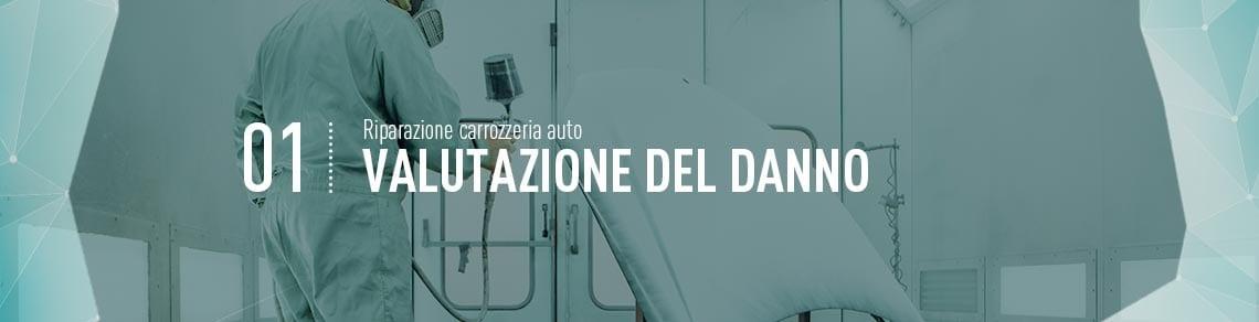 Riparazione Carrozzeria Auto - Carrozzeria Golgi Milano - Valutazione danno carrozzeria