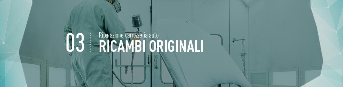 Riparazione Carrozzeria Auto - Carrozzeria Golgi Milano - Ricambi Auto Originali