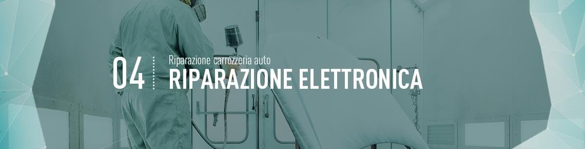 Riparazione Carrozzeria Auto - Carrozzeria Golgi Milano - Riparazione elettronica auto