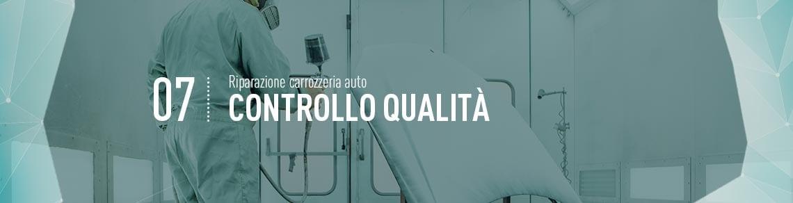 Riparazione Carrozzeria Auto - Carrozzeria Golgi Milano - Controllo Qualità