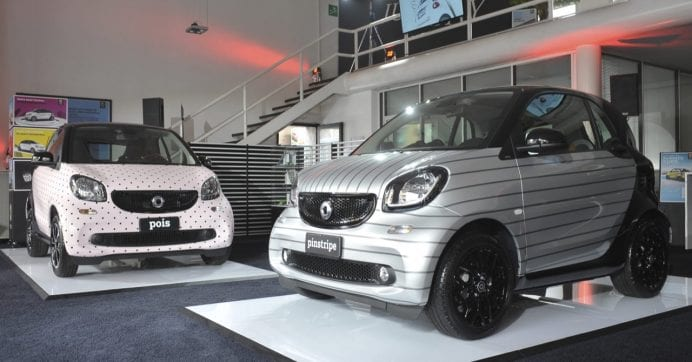 Smart Garage Italia Customs