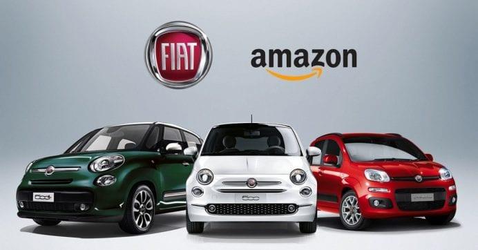 Fiat Vende Su Amazon
