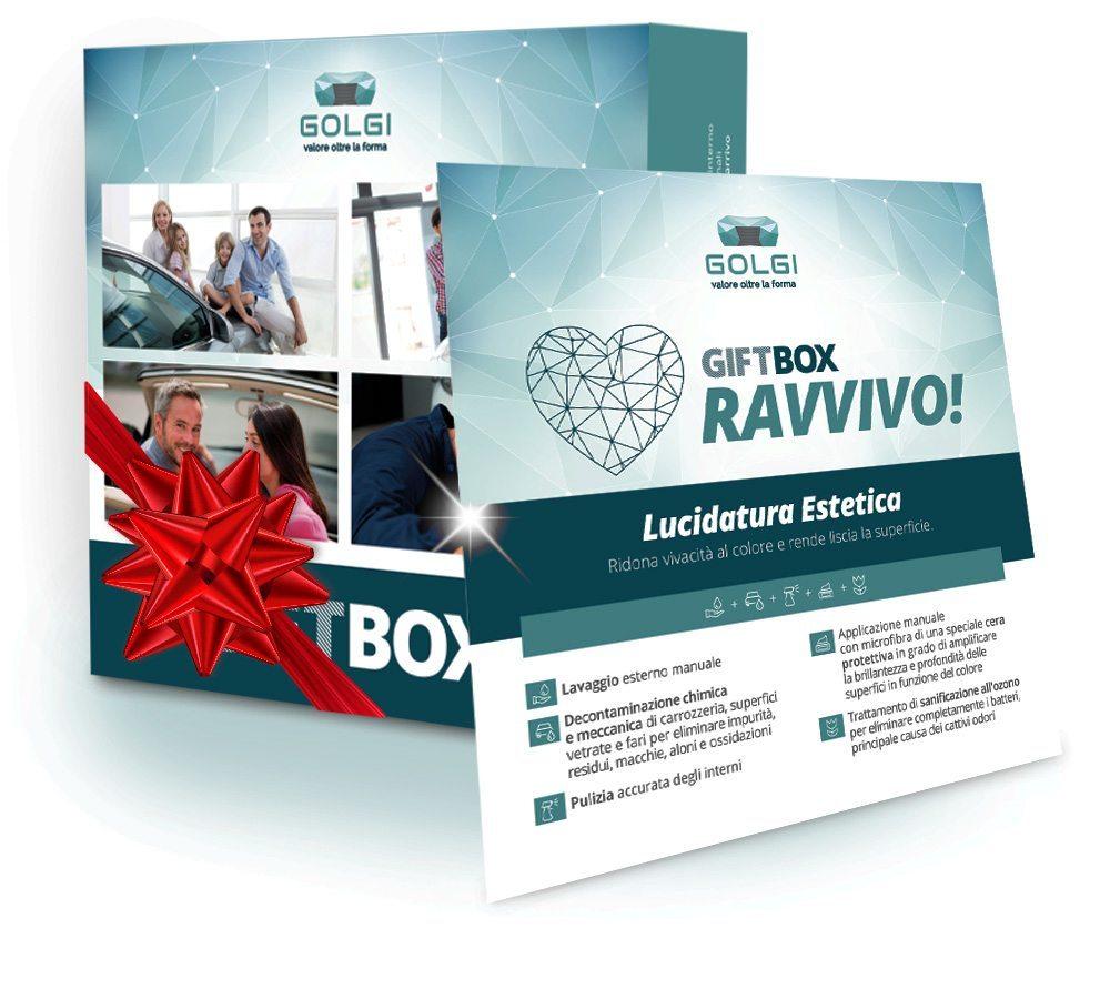 Ravvivo! GiftBox