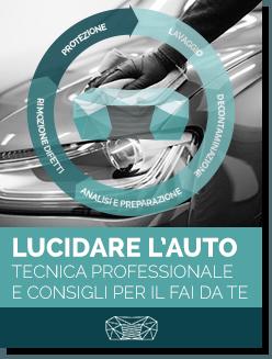 Come lucidare l'auto: tecnica professionale e consigli per il fai da te. E-book