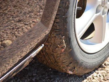 Come pulire i cerchi in lega: pneumatici