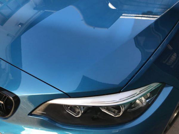 Lucidatura Auto + Trattamento Nanotecnologico - BMW M2