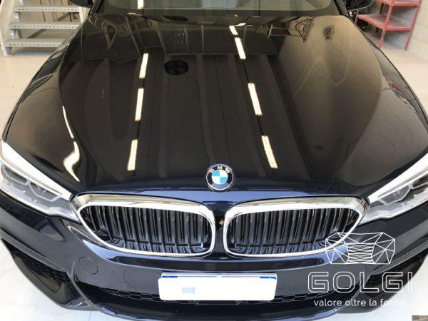 Lucidatura Auto + Trattamento Nanotecnologico - BMW Serie 5 Touring G31