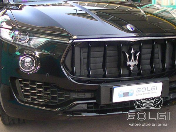 Lucidatura Auto + Trattamento Nanotecnologico - Maserati Levante