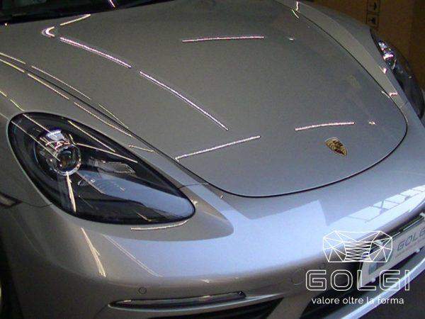 Lucidatura Auto + Trattamento Nanotecnologico - Porsche 718 Boxter