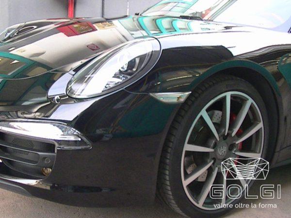 Lucidatura Auto + Trattamento Nanotecnologico - Porsche 911 Carrera