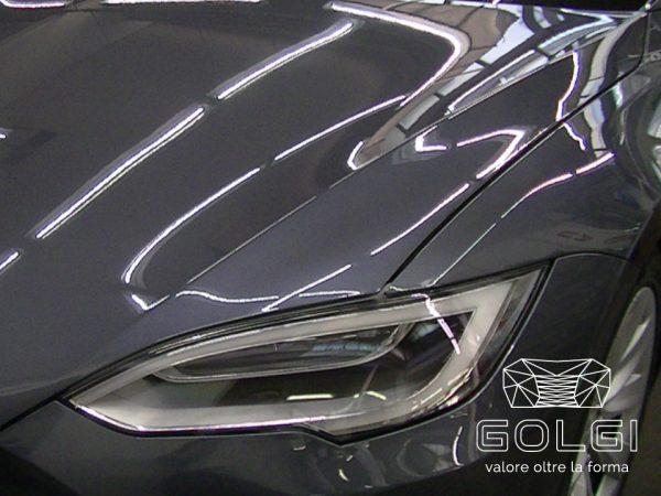 Lucidatura Auto + Trattamento Nanotecnologico - Tesla S