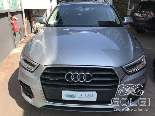 Lucidatura Auto + Trattamento Nanotecnologico - Audi Q3