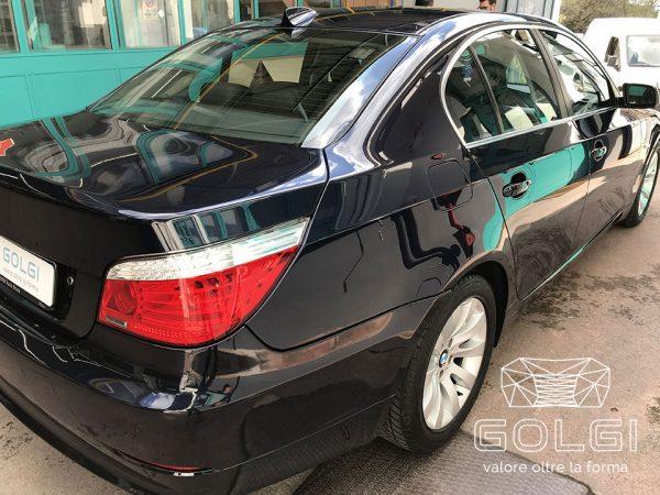 Lucidatura Auto + Trattamento Nanotecnologico - BMW Serie 5 E60