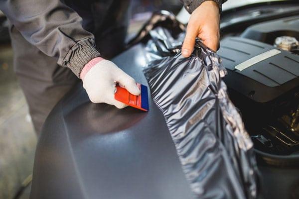Car Wrapping VS Liquid Wrap - Le pellicole auto tradizionali