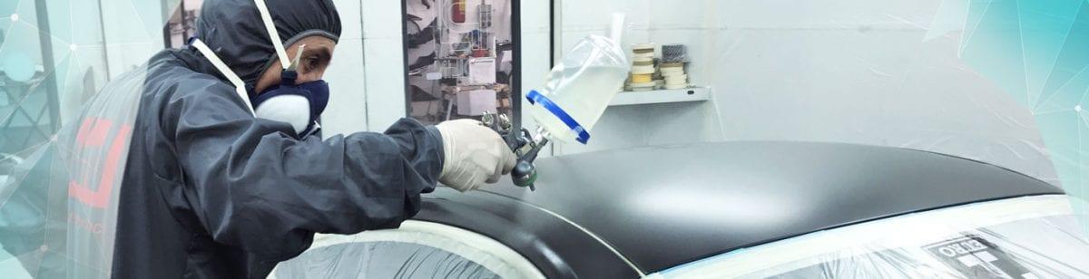 Liquid Wrap - La nuova e rivoluzionaria tecnica di Car Wrapping