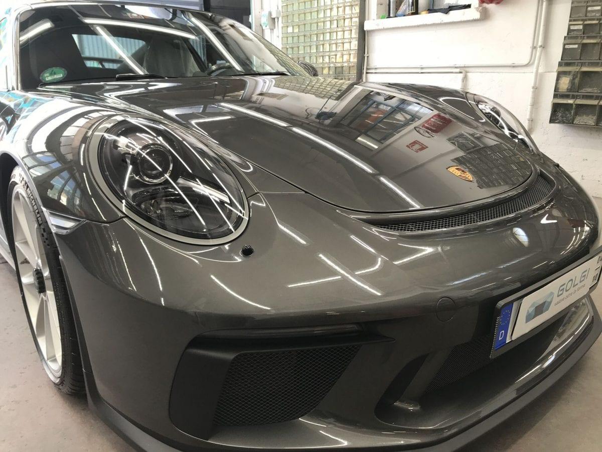 Liquid Wrap Protect + Trattamento Nanotencologico - Porsche GT3