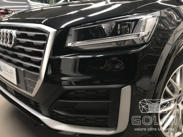 Lucidatura Auto + Trattamento Nanotecnologico - Audi Q2