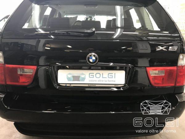 Lucidatura Auto + Trattamento Nanotecnologico - BMW X5