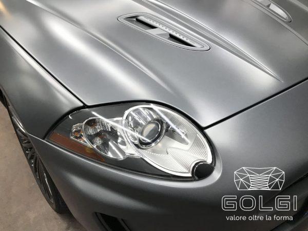 Lucidatura Auto + Trattamento Nanotecnologico - Jaguar XKR
