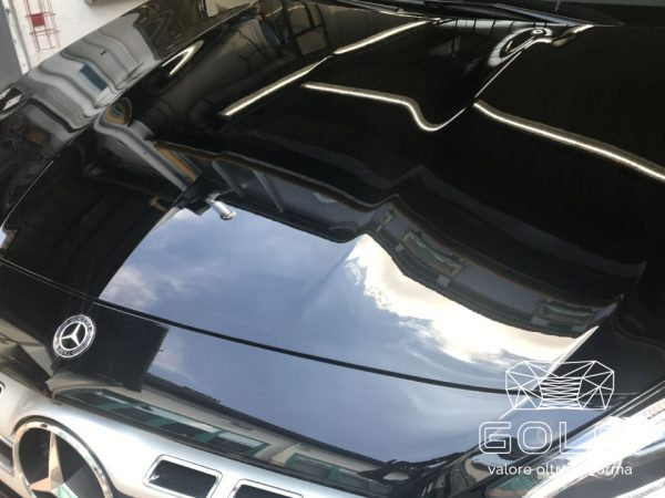 Lucidatura Auto + Trattamento Nanotecnologico - Mercedes GLA