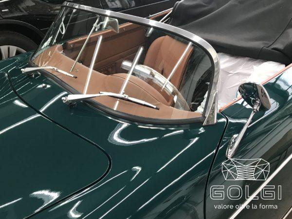 Lucidatura Auto + Trattamento Nanotecnologico - Porsche 356 Speedster Replica