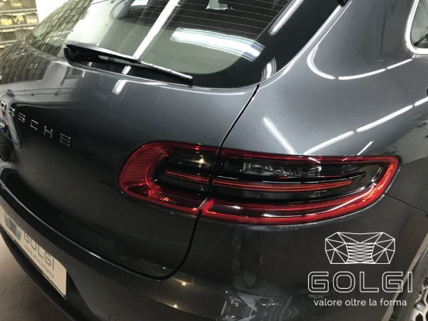Lucidatura Auto + Trattamento Nanotecnologico - Porsche Macan