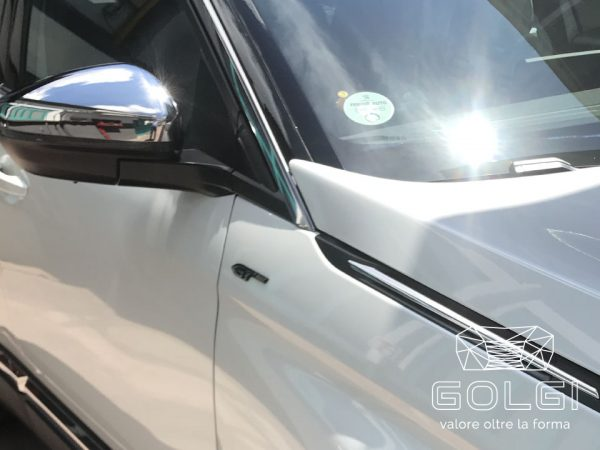Lucidatura Auto + Trattamento Nanotecnologico - Peugeot 3008