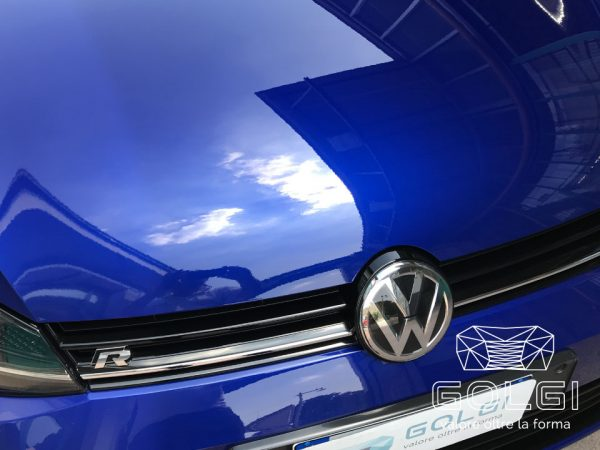 Lucidatura Auto + Trattamento Nanotecnologico - VW Golf R