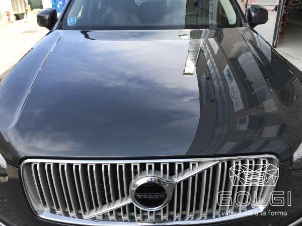 Lucidatura Auto + Trattamento Nanotecnologico - Volvo XC90